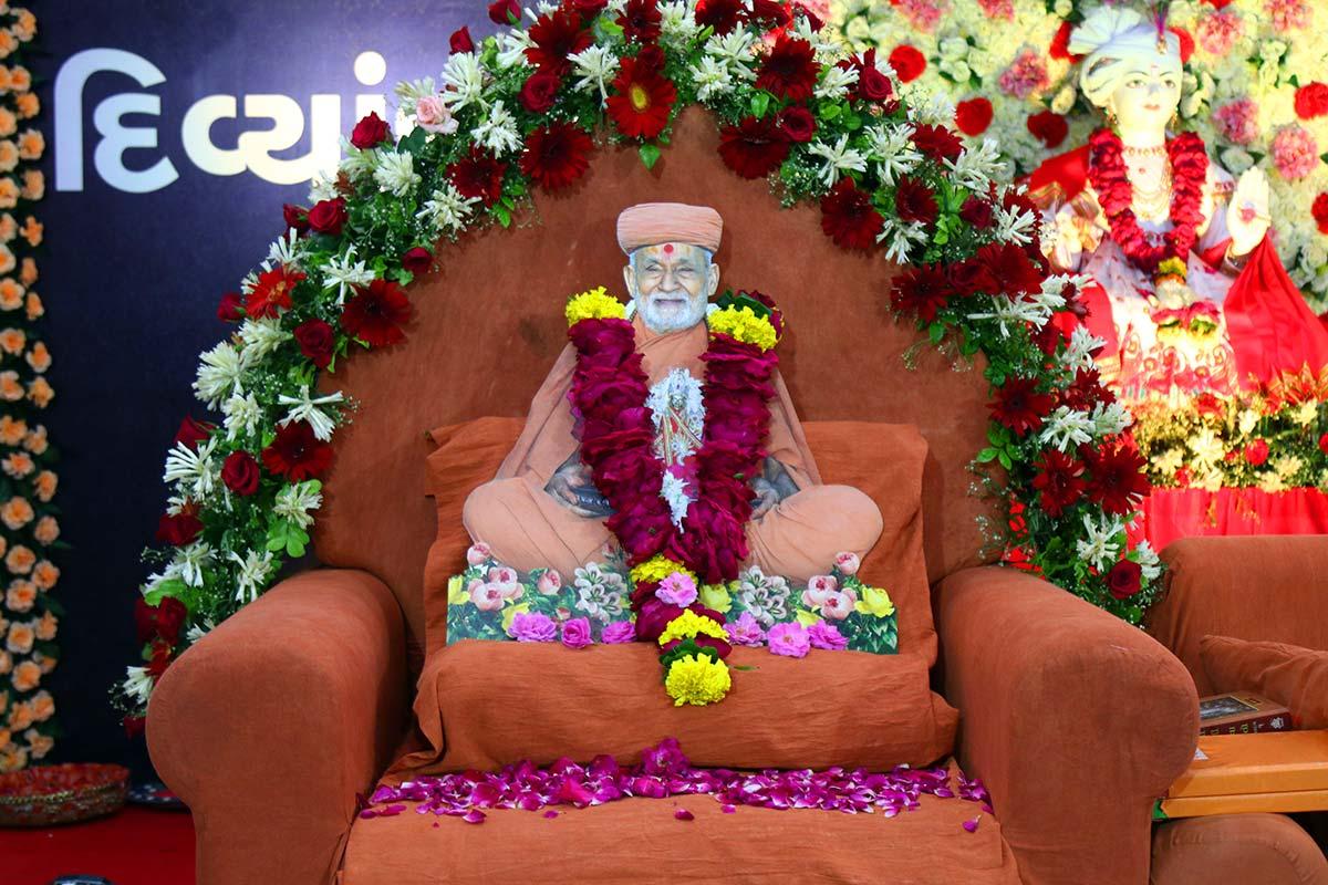 HDH Bapji Divyanjali Sabha   Bhavnagar   15 September, 2019