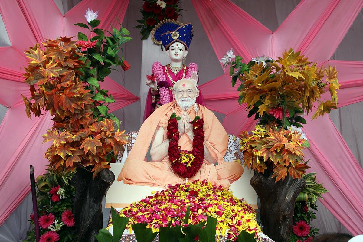 HDH Bapji Divyanjali Sabha   Surat   29 September, 2019