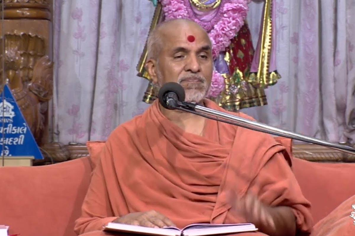 HDH Bapji Mahatmya Sabha - 2   26 Aug, 2019   Swaminarayan Dham