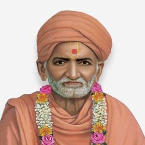 HDH Vrundavandasji Swami